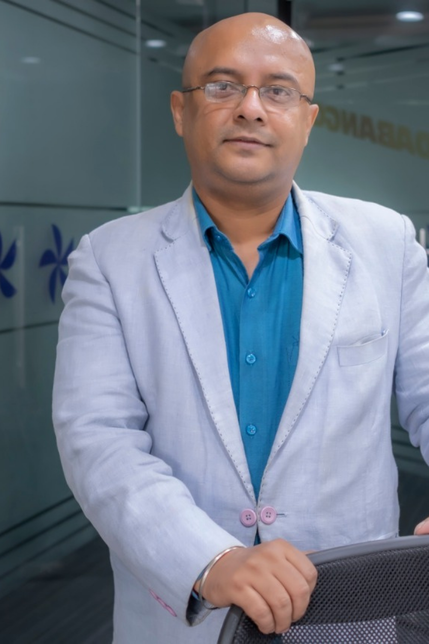 Mr. Nisshith Agarrwal - Founder & Director