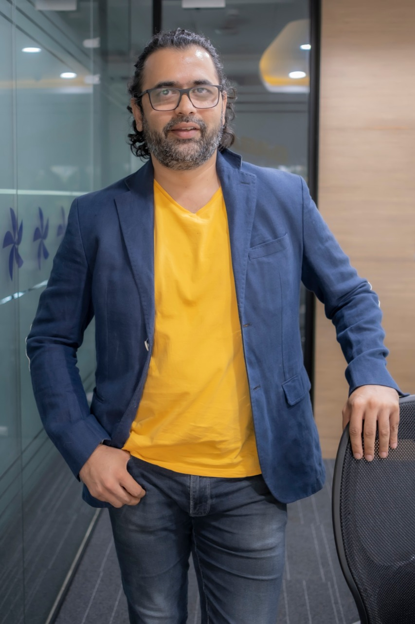 Mr. Amit Sathe, Founder & Director-INSPIRE Co-Spaces
